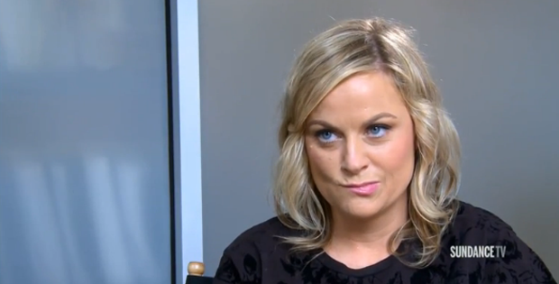 Amy Poehler Interview with The Approval Matrix.