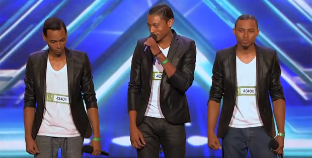 3 Brothers on X Factor Didn't Impress Simon Until They Sang