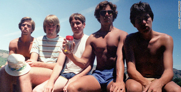 What These 5 Guys Do Every Five Years Is Epic. Their Friendship Is Awesome.