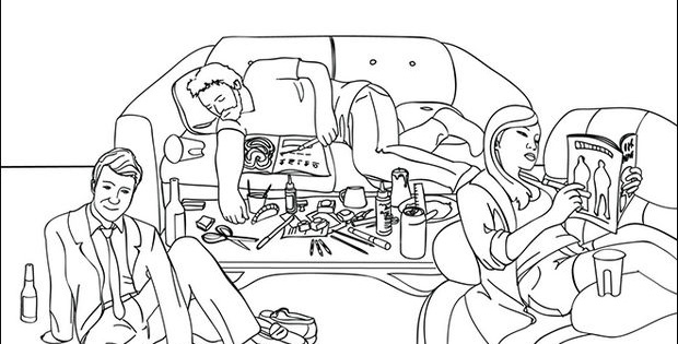Coloring Books for Grownups. It's Safe for Work so Stop Working and Start Coloring.
