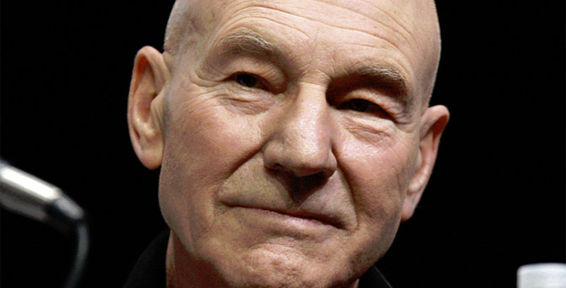 Patrick Stewart Is a Class Act and What He Did for a Little Girl Will Make You Cry. I Definitely Did.