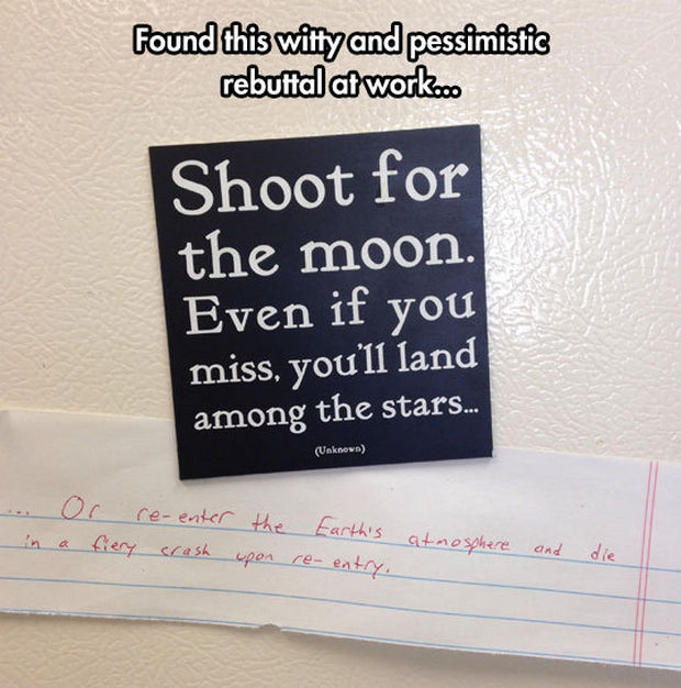 24 Smartasses Who Made Us Laugh - Scientifically, they're right.