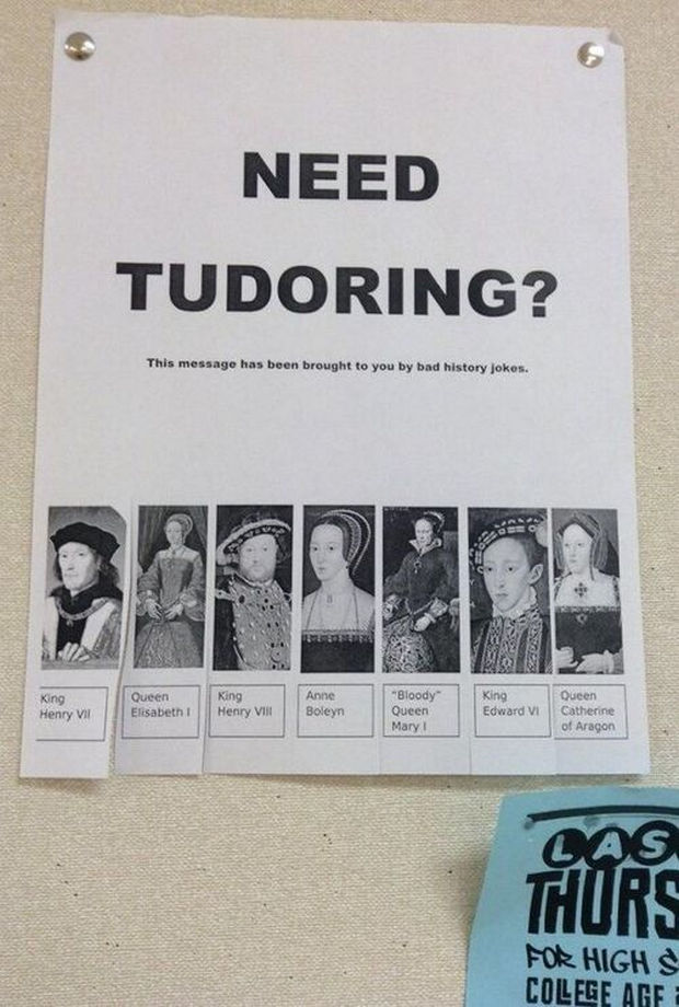 24 Smartasses Who Made Us Laugh - Tutoring...Downtown Abbey style.