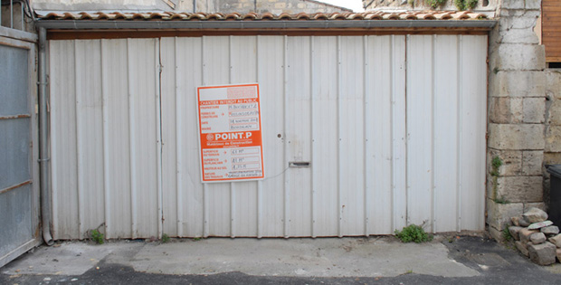 You May Think This Garage Door Leads to a Garage but You'd Be So Wrong. What's Behind It Is Amazing.