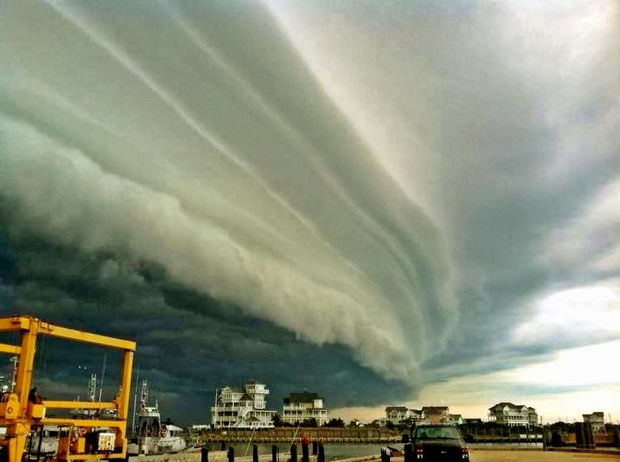 12 Types of Clouds That Are Awesome - Image 3 - Arcus Clouds.