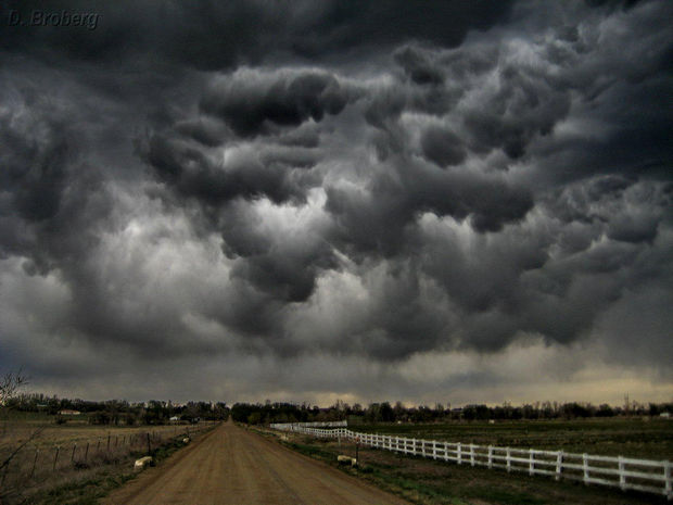 12 Types of Clouds That Are Awesome - Asperatus Clouds.