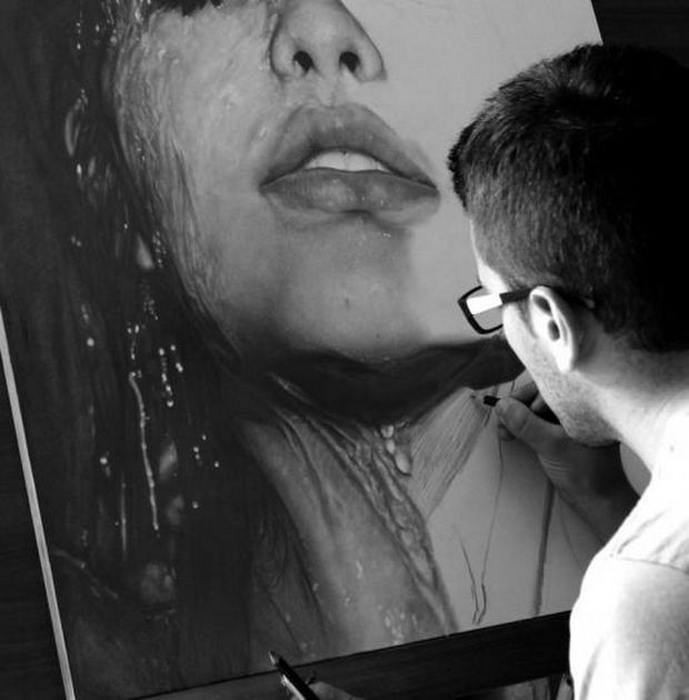 25 Amazingly Realistic Art Paintings -