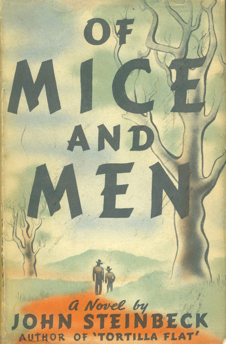 12 Unforgettable Moments from School You'll Remember Forever - Reading 'Of Mice and Men' for the first time. One of the first books that maybe made you cry.