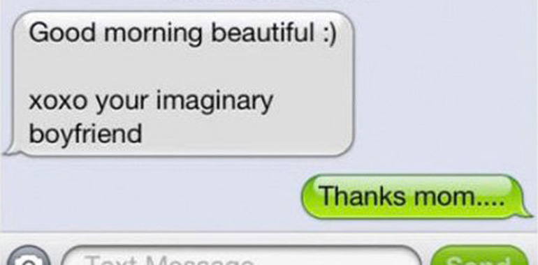 14 Text Messages Only Moms Could Send but We Still Love Them
