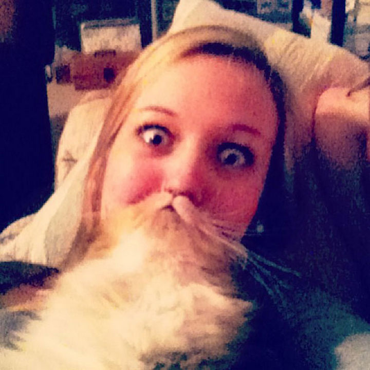 20 Funniest Dog and Cat Beards Ever - Where's my coffee?