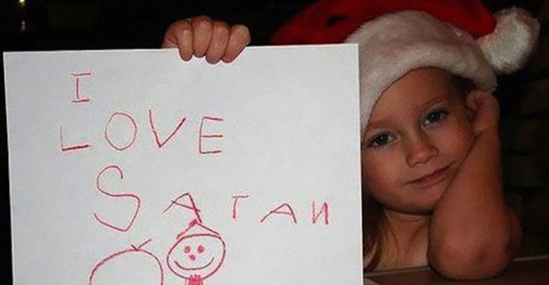 18 Children School Projects with the Most Inappropriate and Funny Spelling Mistakes