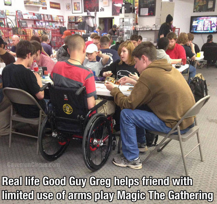 20 Awesome Gestures from Caring People and Companies 10