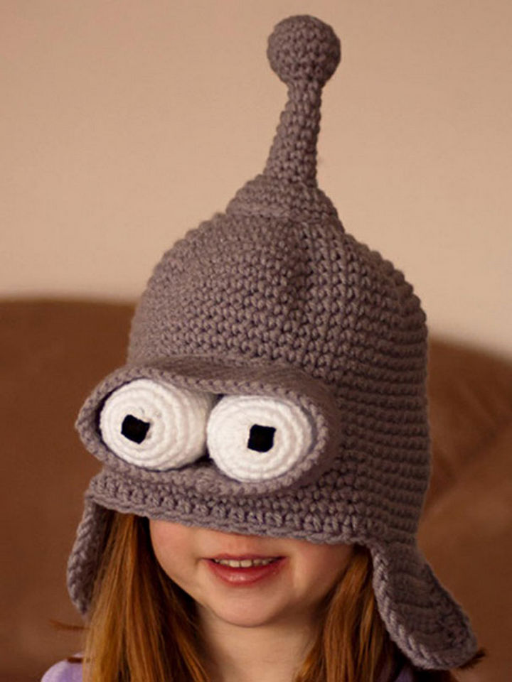 21 Crochet Winter Hats That Are Fun To Wear And Fun To Knit