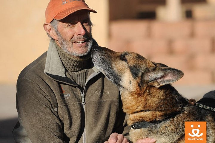 Gregory Castle, CEO and Co-Founder of Best Friends Animal Society is pleased that Bela is now safe.