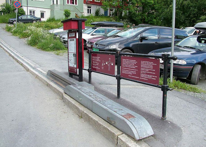 Norway Has the First Bicycle Escalator in the World 01