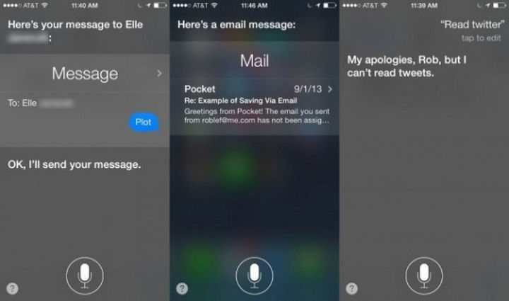 19 iPhone Tips and Tricks - Ask Siri to read out your last emails to you.