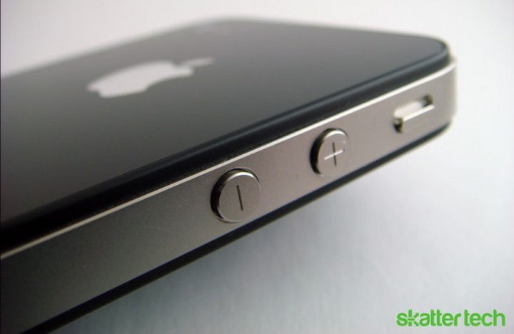 19 iPhone Tips and Tricks - Easily take photos using the volume button.