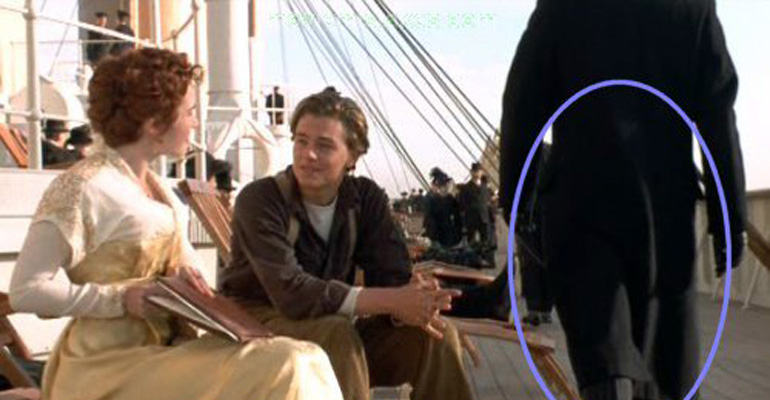 20 Titanic Movie Mistakes That You Probably Didn't Notice.