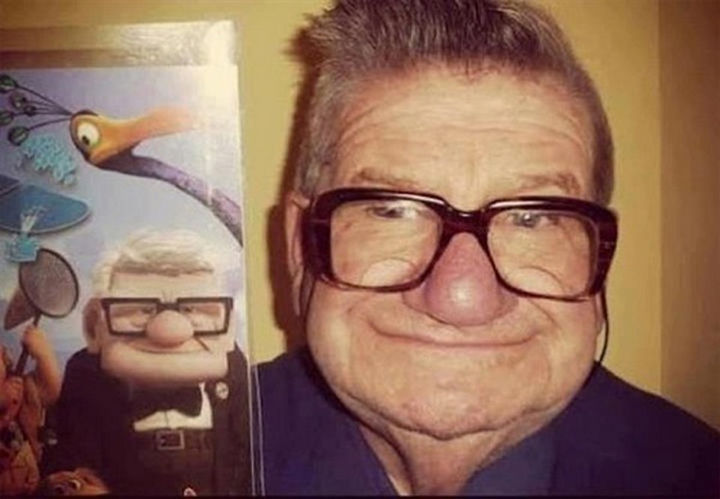 25 People That Look Like Cartoon Characters In Real Life -