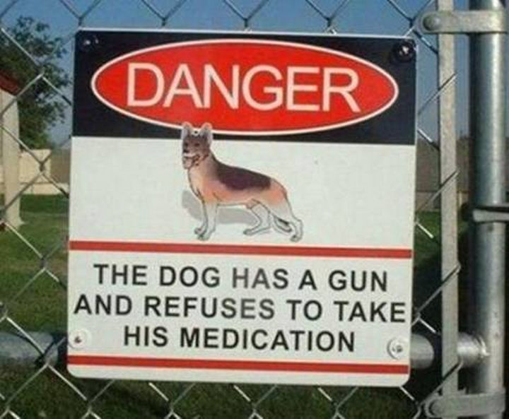 16 Funny Signs That Will Make You Smile If You Read Them 06