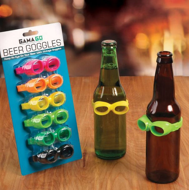 35 Kitchen Gadgets To Make Any Kitchen Guru Happy - Beer Goggles.