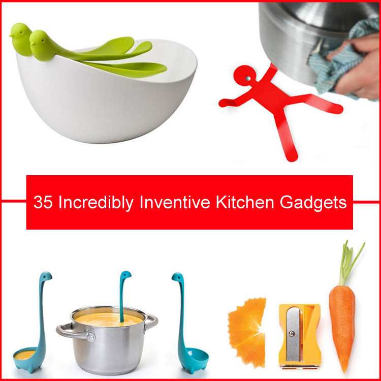 Cool Kitchen Gadgets: 35 Coolest Kitchen Gadgets For Food Lovers In 2017