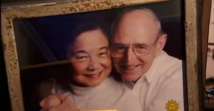 A Man Didn't Let Alzheimer's Steal His Wife's Happiness on Mother's Day.