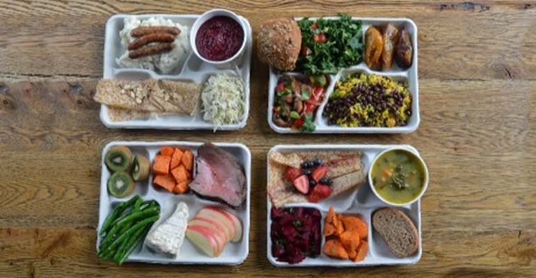 Here Is What School Lunches Look Like Around the World