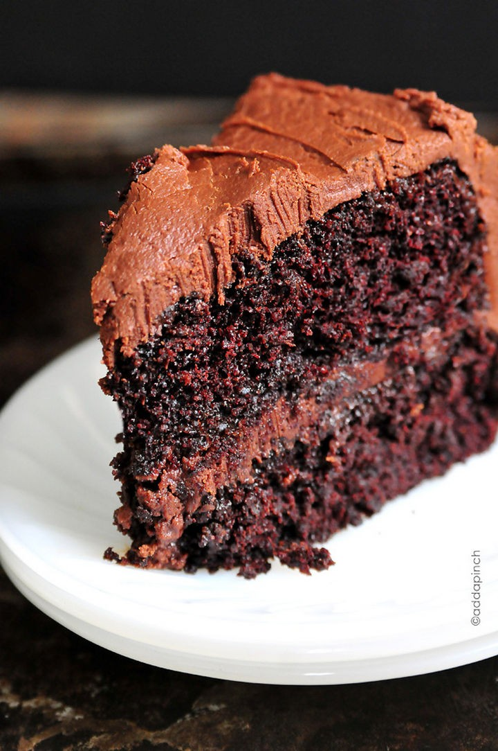 19 Chocolate Cake Recipes That Are Better Than Any Boyfriend - Best chocolate cake {ever}.