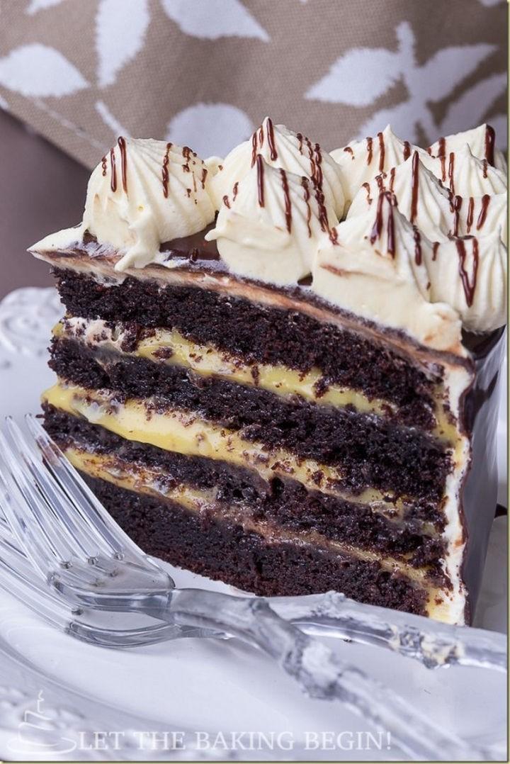 19 Chocolate Cake Recipes That Are Better Than Any Boyfriend - Marina's Bird's milk cake.
