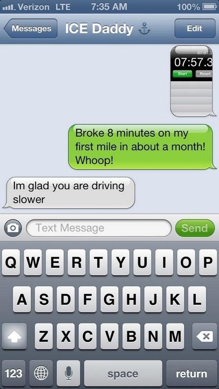 22 Hilarious Texts between Parents and Their Kids - Burn.