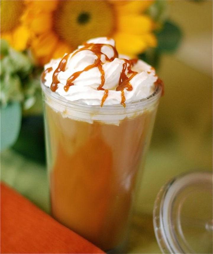 39 Starbucks Secret Menu Drinks - Spiced Apple Chai recipe.