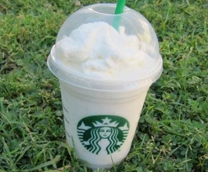 39 Starbucks Secret Menu Drinks - Teddy Graham Frappuccino recipe.
