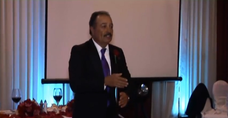This Father of the Bride Didn't Want to Give a Speech but Did Something Even More Special