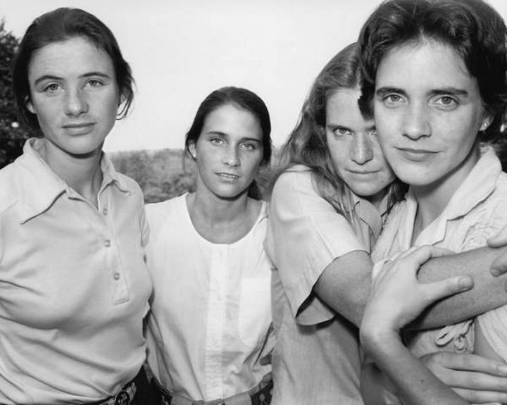 The Brown sisters - 1980