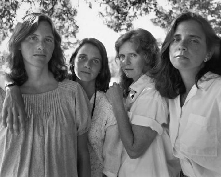 The Brown sisters - 1985