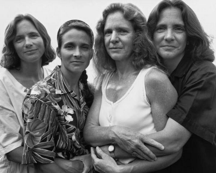 The Brown sisters - 1995