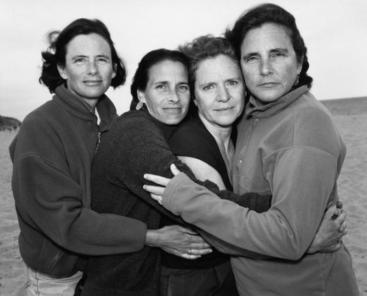 The Brown sisters - 2000