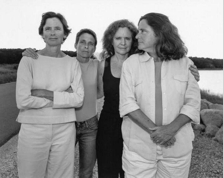The Brown sisters - 2005