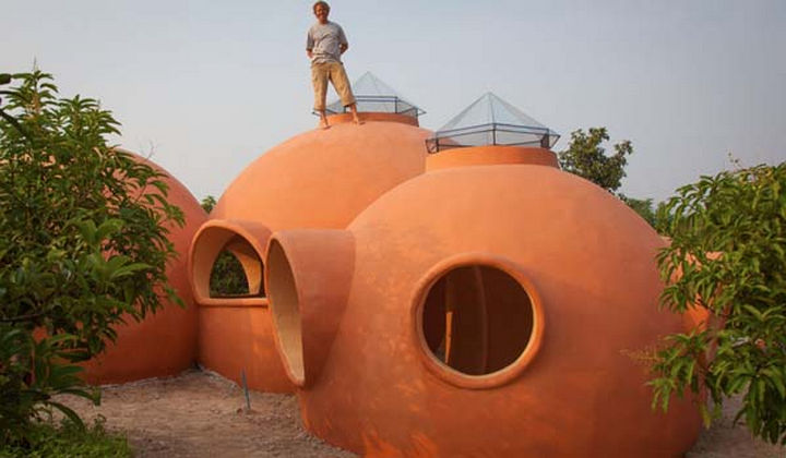 Dome homes are extremely durable and stable.