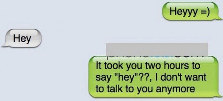 15 People With Ignored Text Messages When People Don't Text Back - Unfriended.
