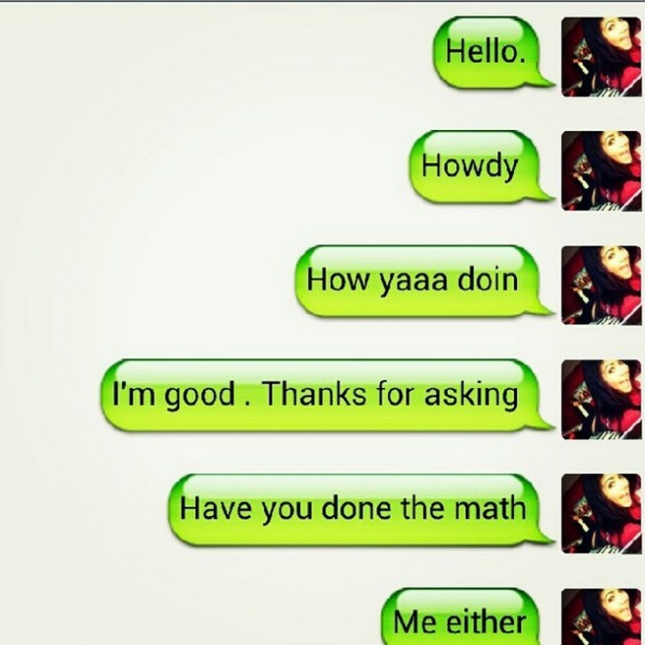 15 People With Ignored Text Messages When People Don't Text Back - When in doubt, have a conversation with yourself!