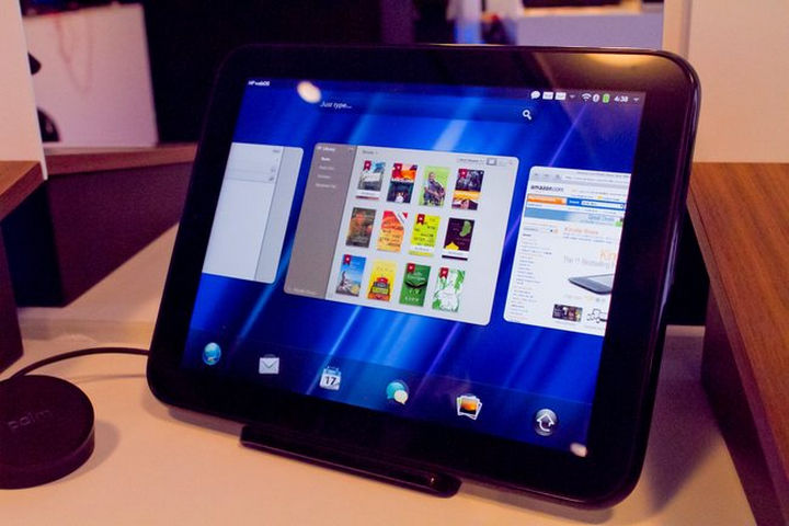 27 Failed Products - HP TouchPad.