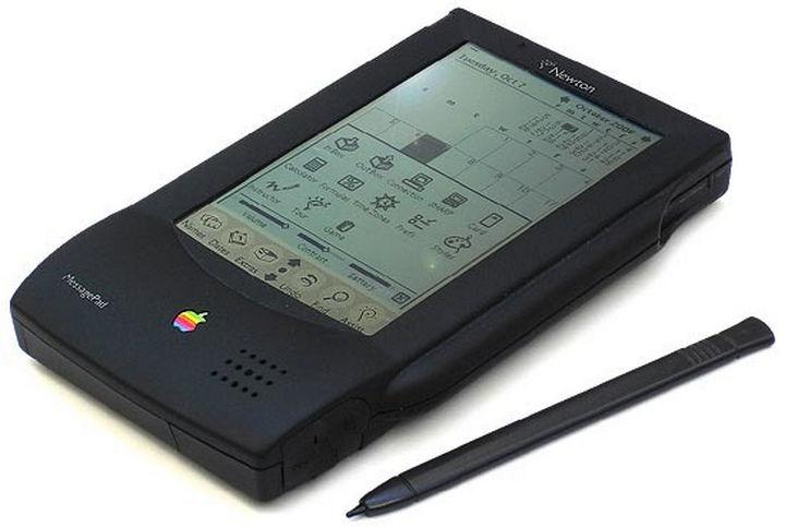 27 Failed Products - Apple Newton.