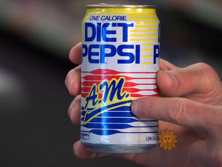 27 Failed Products - Pepsi A.M.