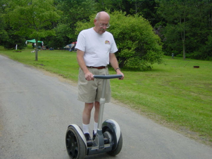 27 Failed Products - The Segway.
