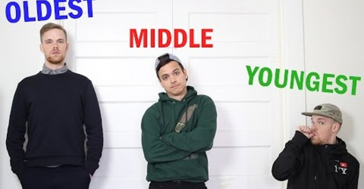 Birth Order Can Affect Your Personality More Than You Think.