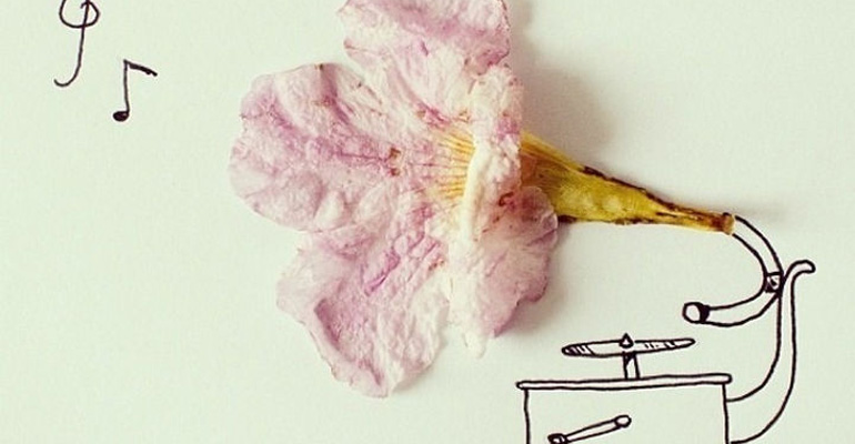 Clever Man Turns Everyday Objects Into Minimal Art That Will Have You Smiling