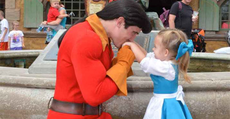 Florida Mom Makes Daughter Feel Magical by Sewing Amazing Disney Costumes
