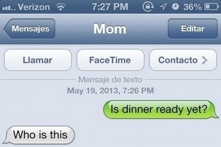 19 Funny Texts From Parents - Why are you texting me?